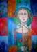 De Maatgever acryl op linnen 50cm x100cm  juni 2007